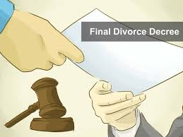 help completing divorce papers