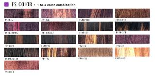 Janet Collection Color Chart Janet Collection Hair Color Chart Fs Color