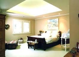 tray ceiling lighting. Tray Ceiling Lighting Recessed Decorating Kitchen Ideas Interior Design Trim With Rope Photos