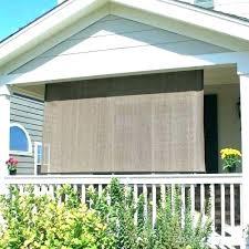 coolaroo outdoor shades. Exterior Shades Waterproof Outdoor Cordless Shade Installation Sun Coolaroo Roller Ex