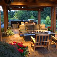 outdoor kitchens images. Plain Kitchens Refined Outdoor Living In Kitchens Images T