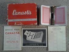 Canasta Cards | Ebay