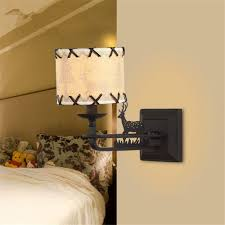 Bedroom With No Light Amazon Com Sed Wall Lamp Fashion Bedside Lamp Living Room