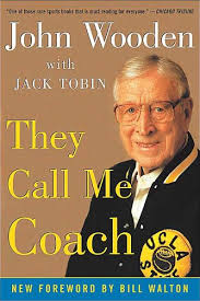 Coach Wooden's Leadership Game Plan For Success Official Site of Coach Wooden sponsored by McDonald's 71