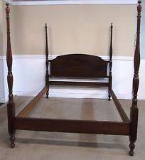 Four Poster Bed | eBay