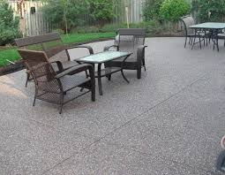 full size of backyard concrete patio diy small ideas outdoor overlay amusing v design magnificent pa