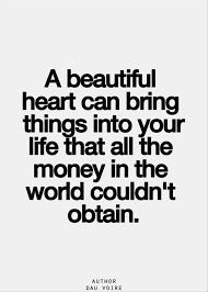 Quotes About Beautiful Heart