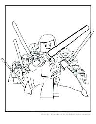 Largest Star Wars Coloring Pages Clone Page Free Printable Trend