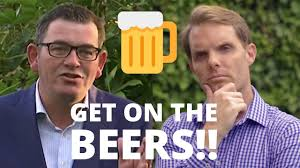 What does victorian premier daniel andrews have to do with a cat dancing to 50s pop hit mr the app has also spawned a new crop of online content creators making money when their memes go viral. Daniel Andrews Premier Of Victoria Tells Citizens To Get On The Beers Youtube