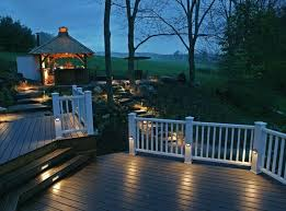 outdoor deck lighting. Outdoor Lighting At Lowes Deck Home For Led Landscape Lights Canada E