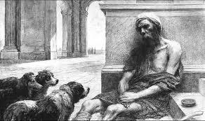 Znalezione obrazy dla zapytania łazarz i bogacz biblia