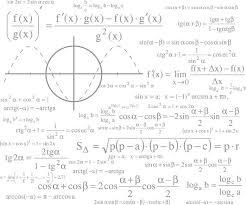 Math Algebraic Formulas Pdf Oggy Me