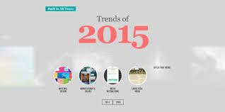 Web Design Trends 2015 Web Design Evolution 2004 2015 Web3canvas
