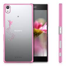 sony xperia z5. crystal-case-for-sony-xperia-z5-premium-clear- sony xperia z5 u