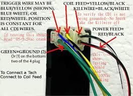 gy6 ac cdi wiring diagram wiring diagram and hernes 6 pin cdi box wiring diagram