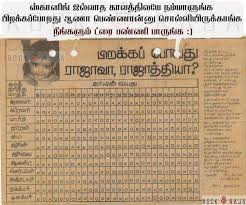 Date Of Birth Chart In Tamil Pin On Valar