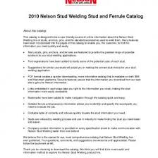Nelson Stud Welding General Material Specifications