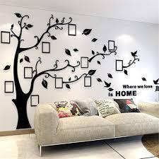 new unitendo 3d acrylic wall stickers