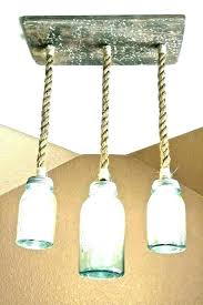 pendant lighting kit light cool mason jar lamp lamps chandeliers diy