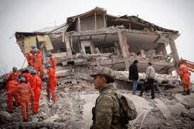 Van earthquake of 2011
