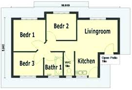 simple house designs plan 3 bedroom design home plans small nz