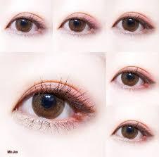 asian eye makeup monolid makeup simple eye makeup natural makeup korean makeup