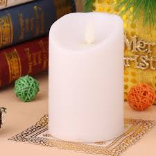 Flameless Candle Plug In Night Light Romantic Electronic Led Flameless Flickering Simulation Candle Night Light 11 5 7 5cm