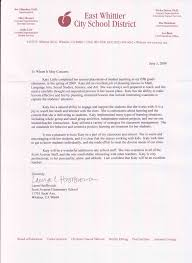 Sample Letter Of Recommendation For High School Student From Teacher Recommendation Letter For A Teacher Levelings