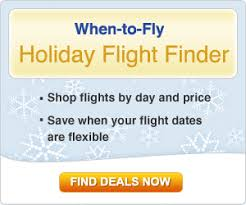 Christmas Vacation Travel - Know the Best Times to Buy Airline ...