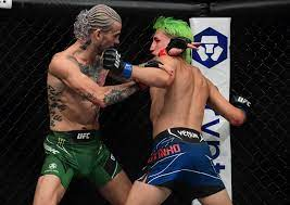 UFC 264 bonuses: Kris Moutinho gets $75 ...