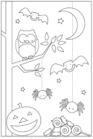 Cute Halloween Coloring Pages Cute Coloring Pages Cat Cute Halloween