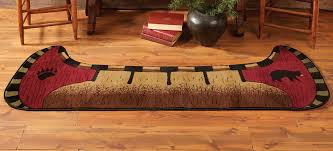 half moon kitchen rugs incredible shaped rug zef jam regarding 24