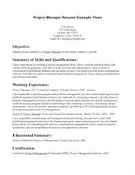 General Objective Statement Resume General Resume Objective Example ...