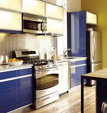 One Wall Kitchen Designs Set