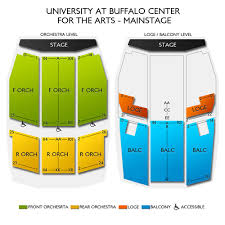 Ub Center For The Arts Concert Tickets