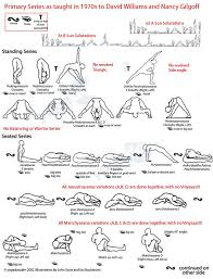 Theres Been A Handful Of Changes To The Ashtanga Series Of