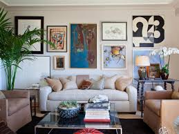 Mid Century Living Room Traditional Meets Midcentury Modern Design Hgtv