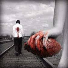 Image result for بعد از مرگم: قلبم را جدا از من خاک کنید! من و دلم هیچ گاه، آبمان توی یک جوی نرفت...!!