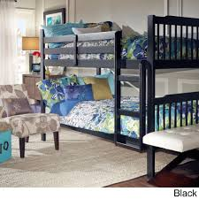 INSPIRE Q IQ Kids Simone Twin and Twin Bunk Beds (