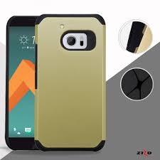 htc 10 case gold. zizo slim armor hybrid htc 10 case - gold/black myphonecase.com htc gold