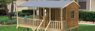 ... Cool Design 14 Cubby House Plans For Sale