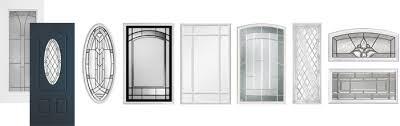 oval glass door insert breathtaking white exterior doors with black panel home design 1