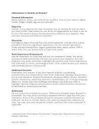 Should References Included Resume With Elegant Include Exquisite