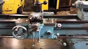 metal lathe for sale. cincinnati 14x42 precision metal lathe for sale