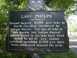 Image result for Dugout Canoes,  Lake Phelps, NC