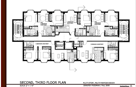 apartment building plans design. Floor : Apartment Building Plans Design Awesome Multi Story Purpose By Jennifer Friedman At Coroflot With Small E