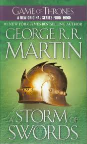a storm of swords a song of ice and fire book george r r a storm of swords a song of ice and fire book 3 george r r martin 9780553573428 com books