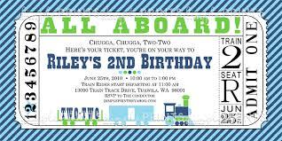Print Out Birthday Invitations Train Printable Birthday Invitation Dimple Prints Shop 52