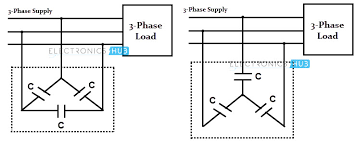 power factor and its correction 3 phase capacitor bank wiring diagram at Power Factor Controller Wiring Diagram