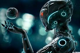cool robot wallpapers top free cool